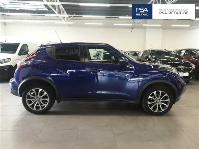 Nissan Juke 1.2 DIG-T 2WD Connect Edition