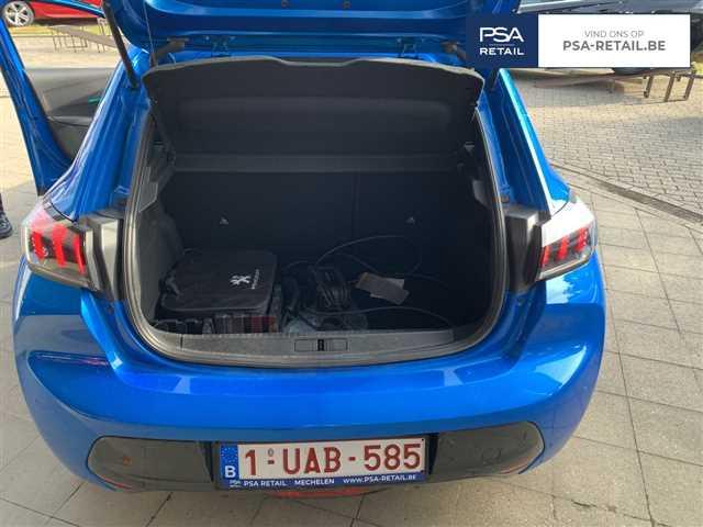 Peugeot 208 électric Allure