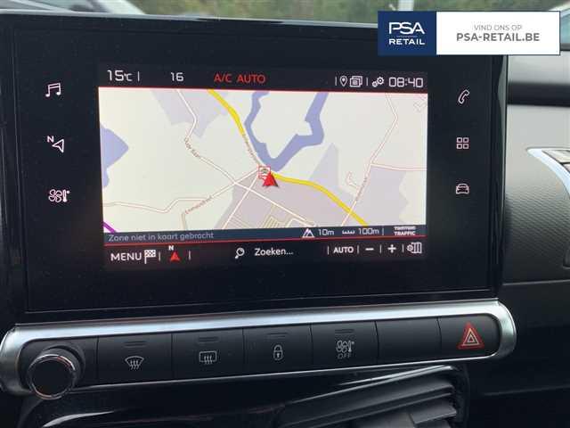 Citroen C4 Cactus 1.2 PureTech Business GPS (EU6.2)(Fleet)