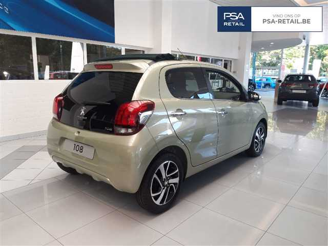 Peugeot 108 1.0 VTi Top! Collection (EU6.2)