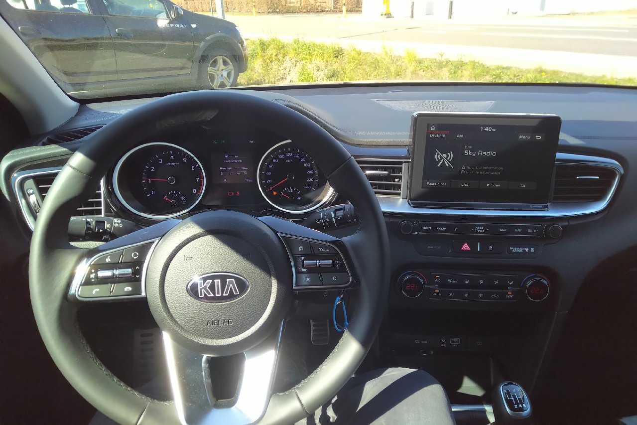 Kia Ceed 1.0 T-GDi More ISG (EU6d-TEMP)