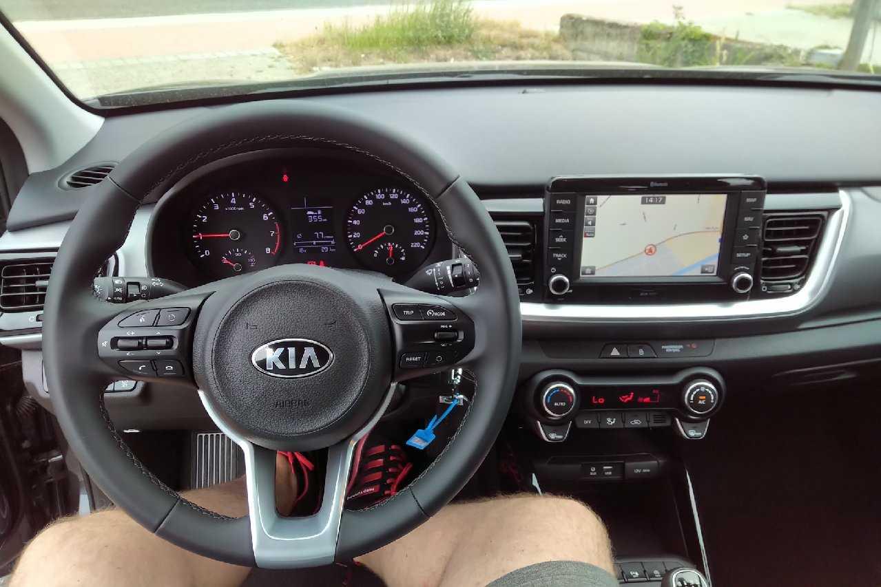 Kia Stonic 1.4i Fusion ISG (EU6d-TEMP)