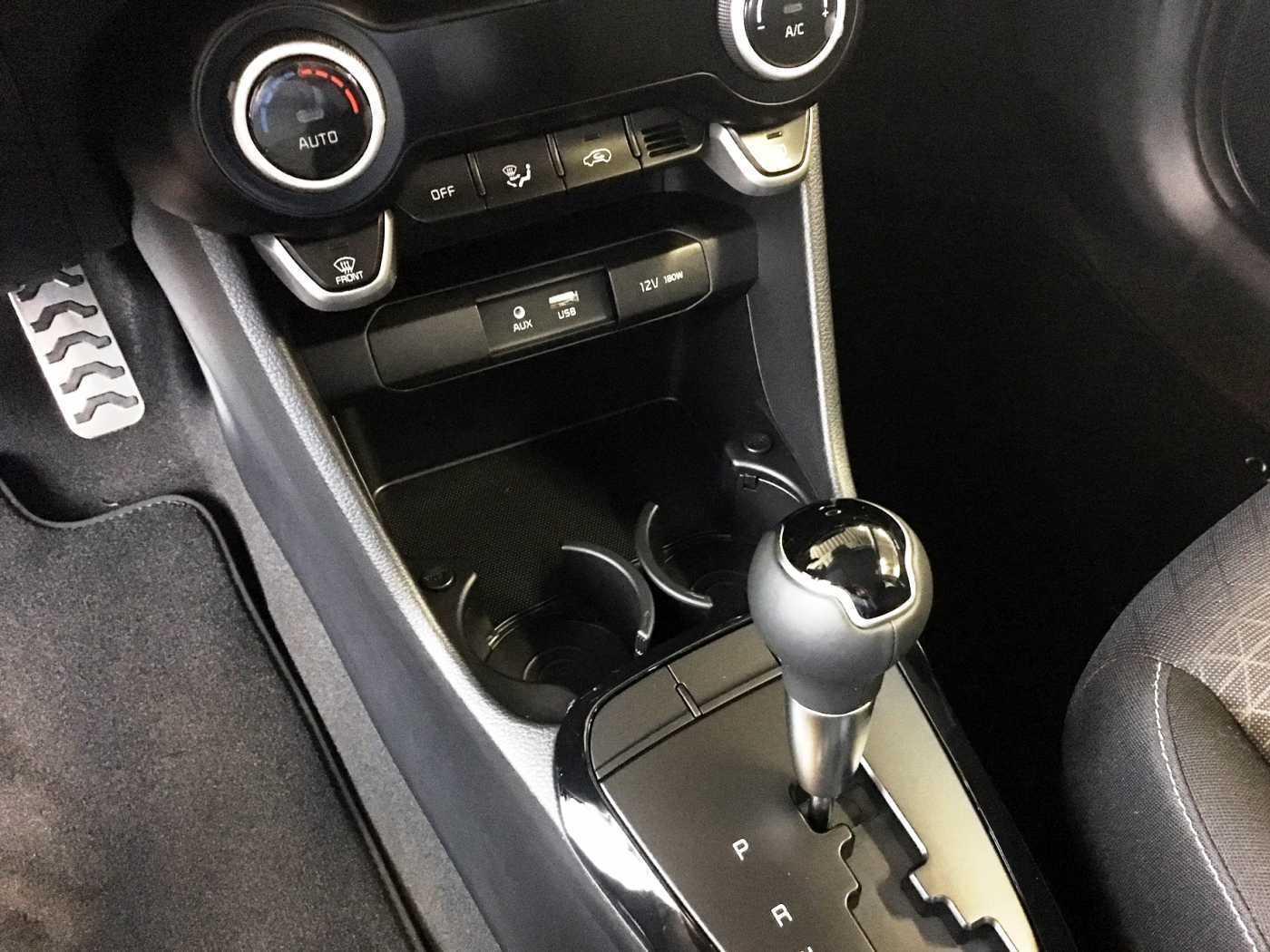 Kia Picanto 1.2i Fusion AUTOMATIC