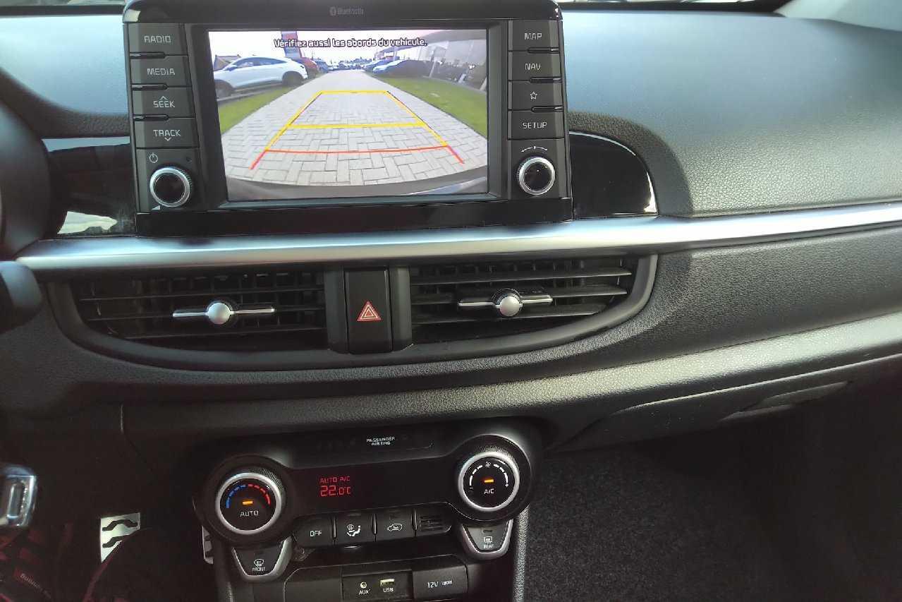 Kia Picanto 1.2i GT Line ISG