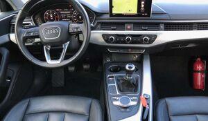 Audi A4 2.0 TDi ultra Compteur digitale
