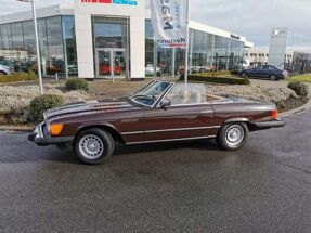 Mercedes SL 450 SL 450 4 - zits Hard en Softtop