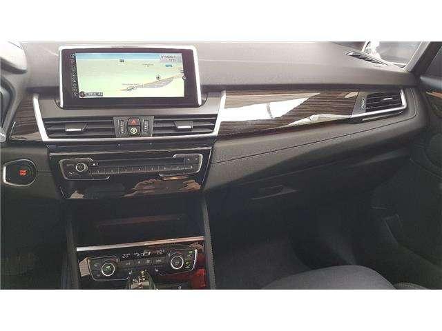 BMW 225 Coupé XE active tourer Hybride leder navi+ headup + ACC