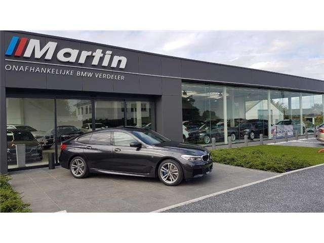 BMW 630 Coupé i GT Gran Turismo M sport Pano dak comfortzetels