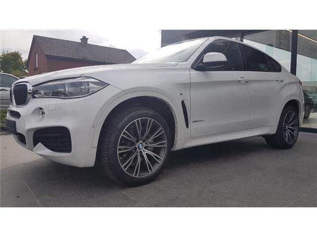 BMW X6 xDrive30d xdrive30d M sport Mineralweiss ACC Harmon-Kar Full