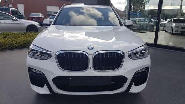 BMW X3 xdrive20dA AUT / MSPORT / PANODAK / TREKHAAK /HEAD