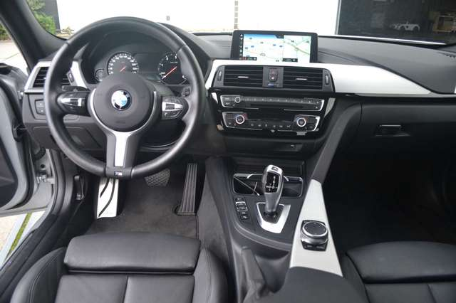 BMW 318 Saloon M-Pack Navi prof/leder/360 camera/LED/
