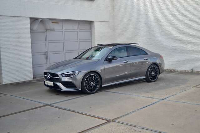 Mercedes CLA 200 AMG/Led/Panodak/Navi/Camera/Adapt cruise/Lane Ass