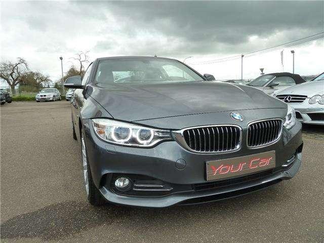 BMW 420 Coupé 4 COUPE DIESEL LUXURY GPS PROF*XENON*LEER/CUIRE
