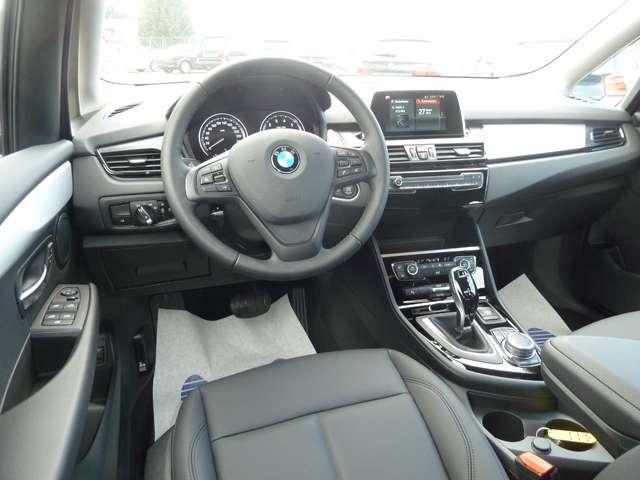 BMW 218 Coupé 2 ACTIVE TOURER - 2018 OPF (EU6d-TEMP) leer/cuire