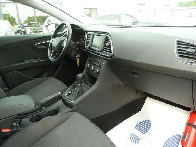 SEAT Leon 1.6 CR TDi Style DSG NAVI*HANDSFREE*PDC*EURO 6