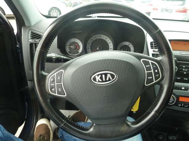 Kia Ceed 1.6 Turbo CRDi VGT EX GARANTIE*DIG AIRCO*OPEN DAK