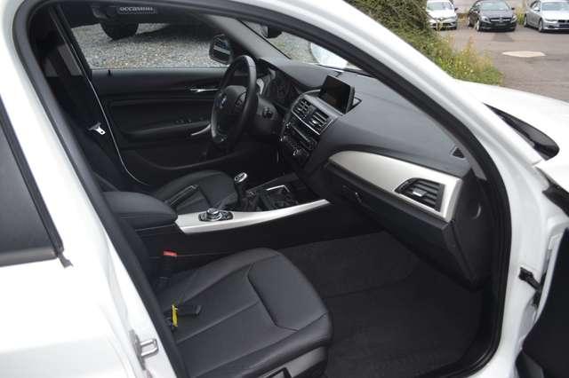 BMW 114 5-door 1 HATCH DIESEL - Cuir, Gps, Bluetooth, facelift!