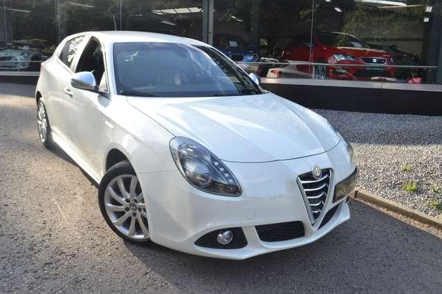 Alfa Romeo Giulietta 1.6 JTDm Ja 17', cuir, gps, bluetooth, usb, 1pp!