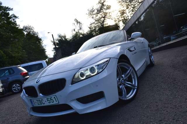BMW Z4 2.0i sDrive18i Pack M, cuir gps, bluetooth, ja 19'
