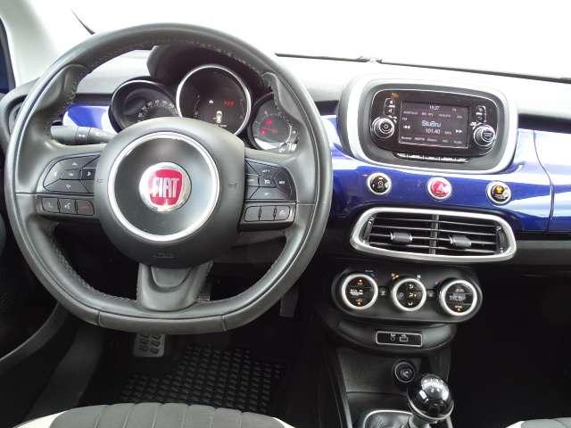 Fiat 500X 1.6 Multijet Lounge/LED/PDC/Aut.Airco/GPS/115PK