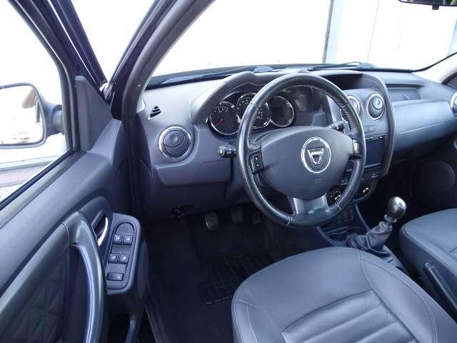 Dacia Duster 1.5 dCi 4x2 Prestige/Alu/GPS/PDC/Leder/Airc63000KM