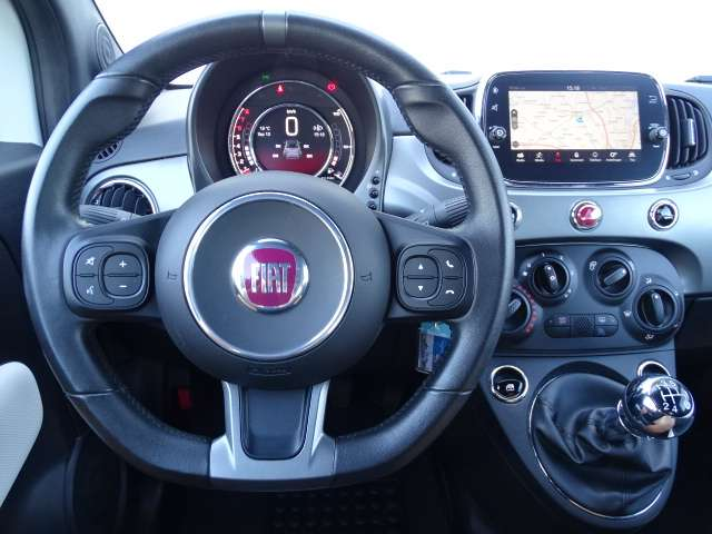 Fiat 500C 1.2i Sport/Alu/GPS/DAB/Airco/PDC/24900KM!!