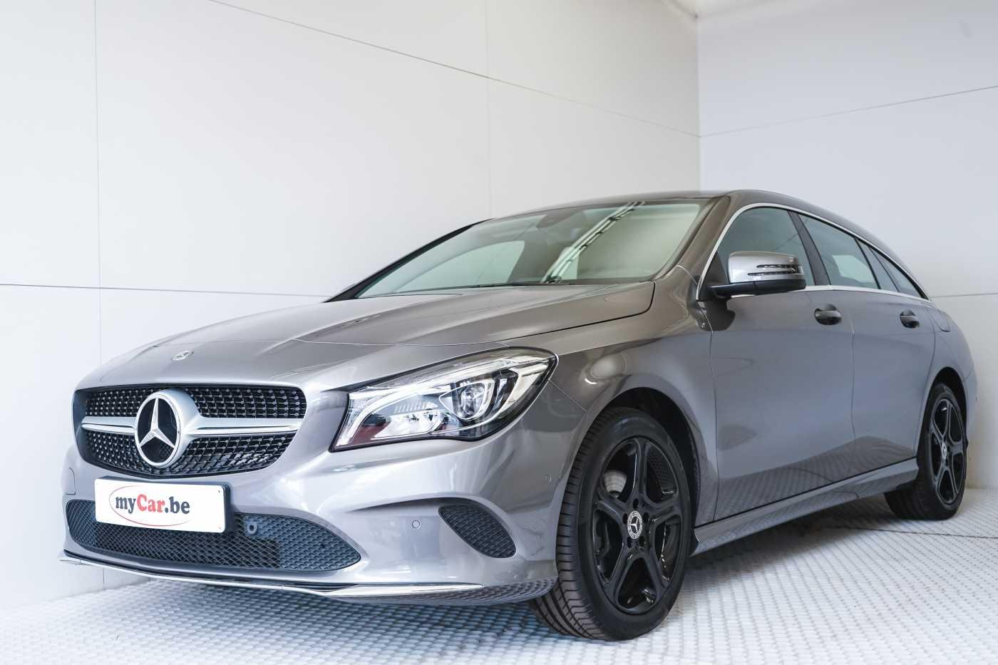 Mercedes CLASSE CLA SB  - 2016 180