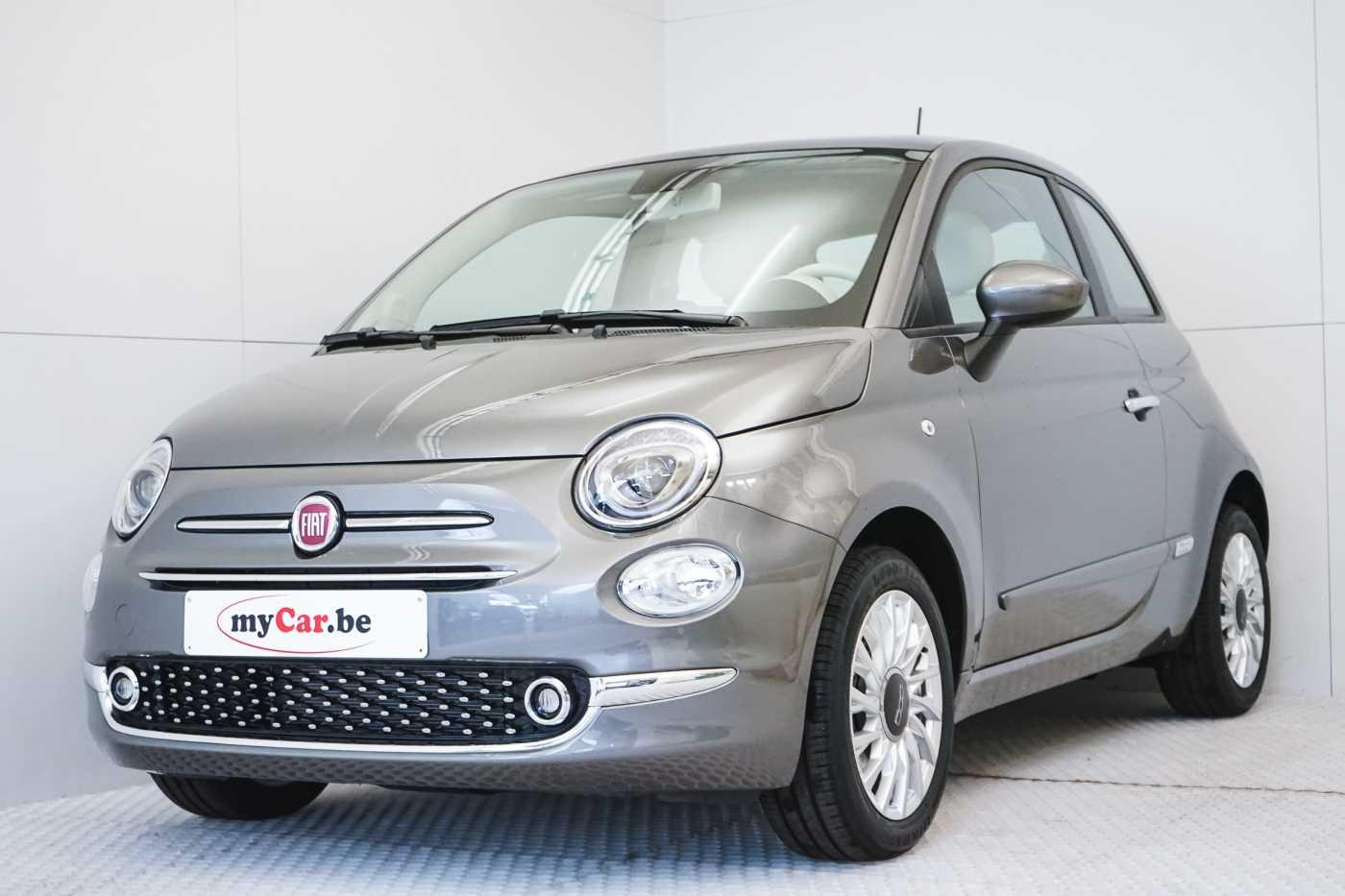 Fiat 500 Lounge Hybrid // Airco, Pano dak, Bluetooth