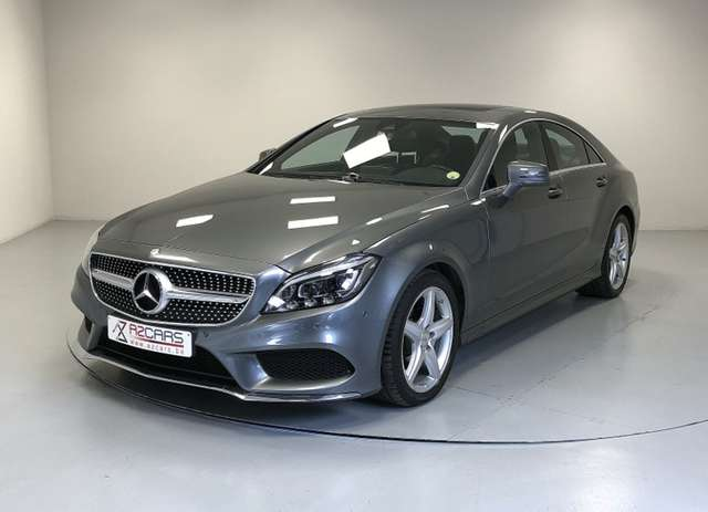 Mercedes CLS 220 BlueTEC 9G-Tronic AMG Full Led Navi Camera Harman