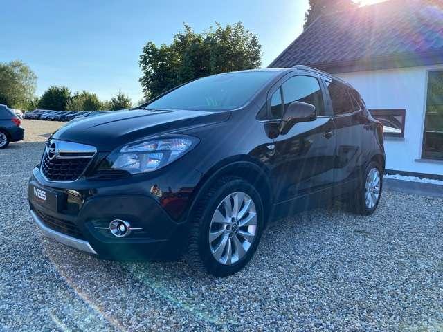 Opel Mokka 1.6 CDTI * GPS * CUIR * CLIM * RADAR AV/AR *JANTES