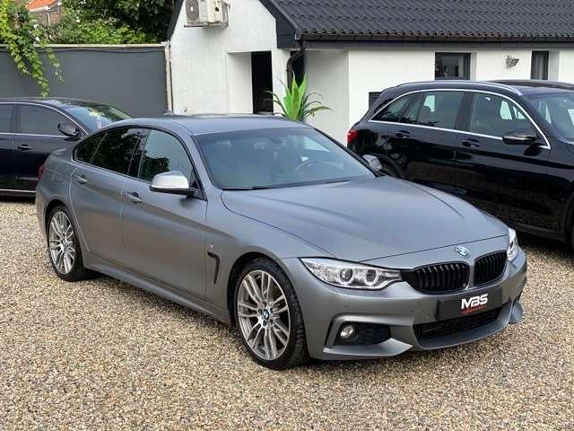 BMW 420 Gran Coupé GRAN COUPE D *PACK M* GRIS MAT * GPS * XENON * 1P