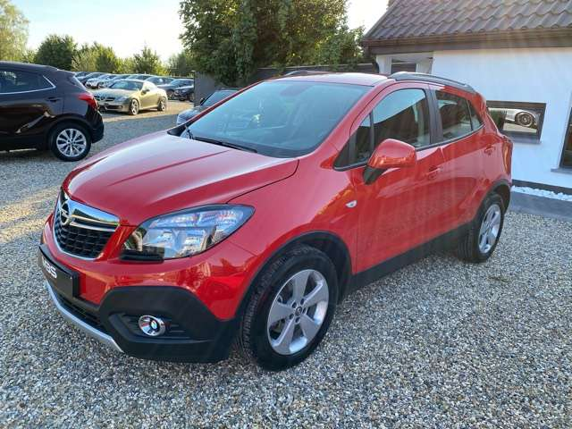 Opel Mokka 1.6i * GPS * CLIM * RADAR AV/AR * JANTES * 1ER P