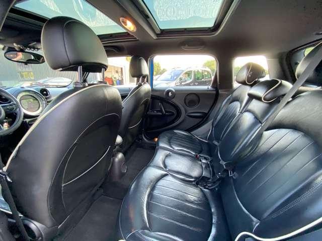 MINI Cooper D Countryman 1.6 ALL4 * GPS * PANO * CUIR * RADAR AR * JANTES *