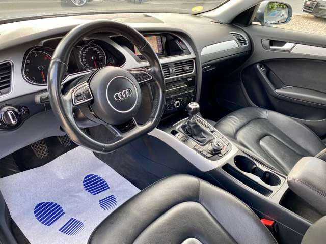 Audi A4 2.0 TDi * GPS * XENON * CUIR * RADAR AV/AR * 1ER P