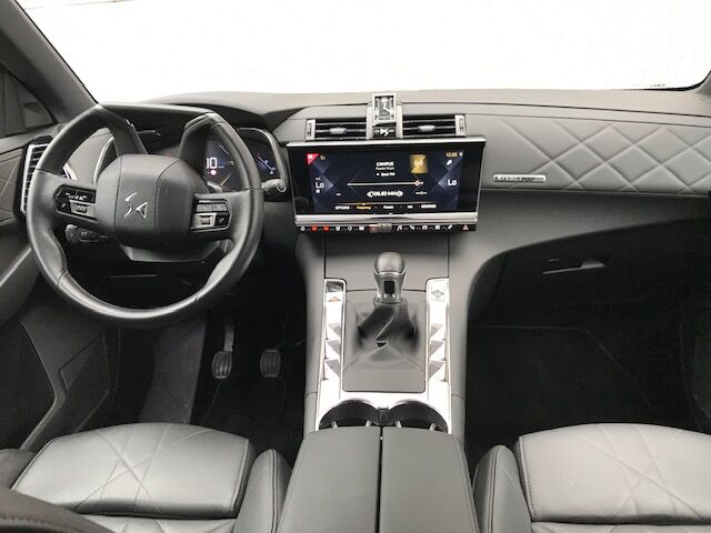 DS DS7 Crossback 1.2 BENZ 130 PK BE CHIC 5/7