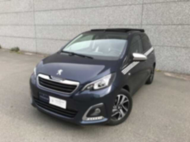 Peugeot 108 1.2 BENZ 82 PK Top! Collection
