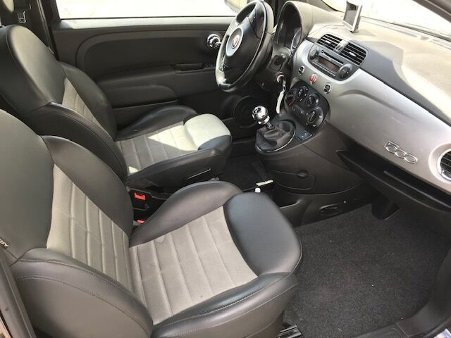 Fiat 500 0.9 BENZ 2/5