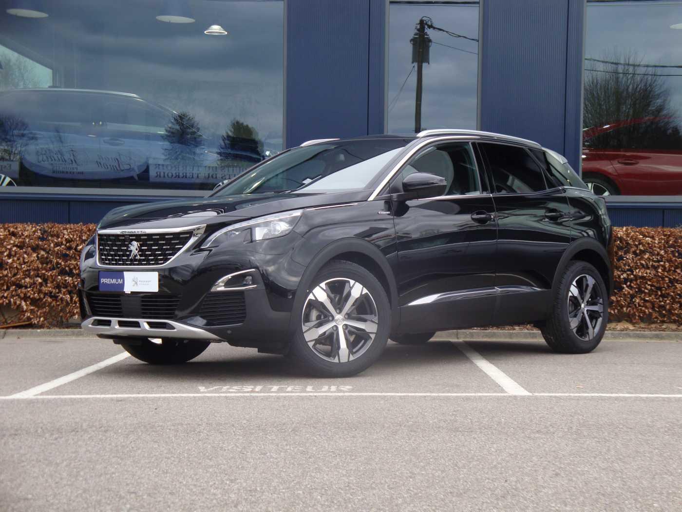 Peugeot 3008 1.5 BlueHDi (EU6.2) 1/13