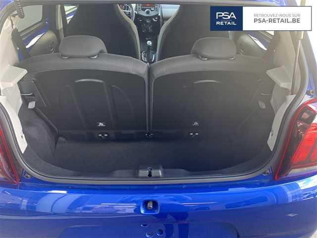 Peugeot 108 1.0 VTi Style (EU6.2) 5/18