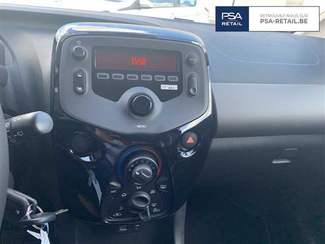 Peugeot 108 1.0 VTi Style (EU6.2) 8/18
