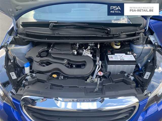 Peugeot 108 1.0 VTi Style (EU6.2) 9/18
