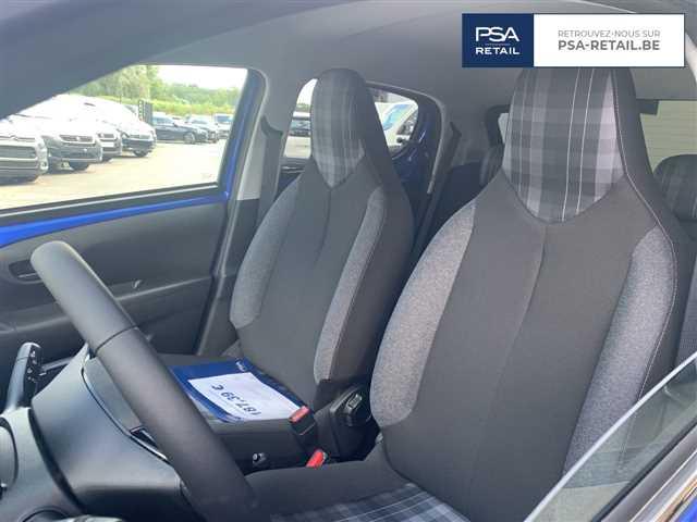 Peugeot 108 1.0 VTi Style (EU6.2) 10/18