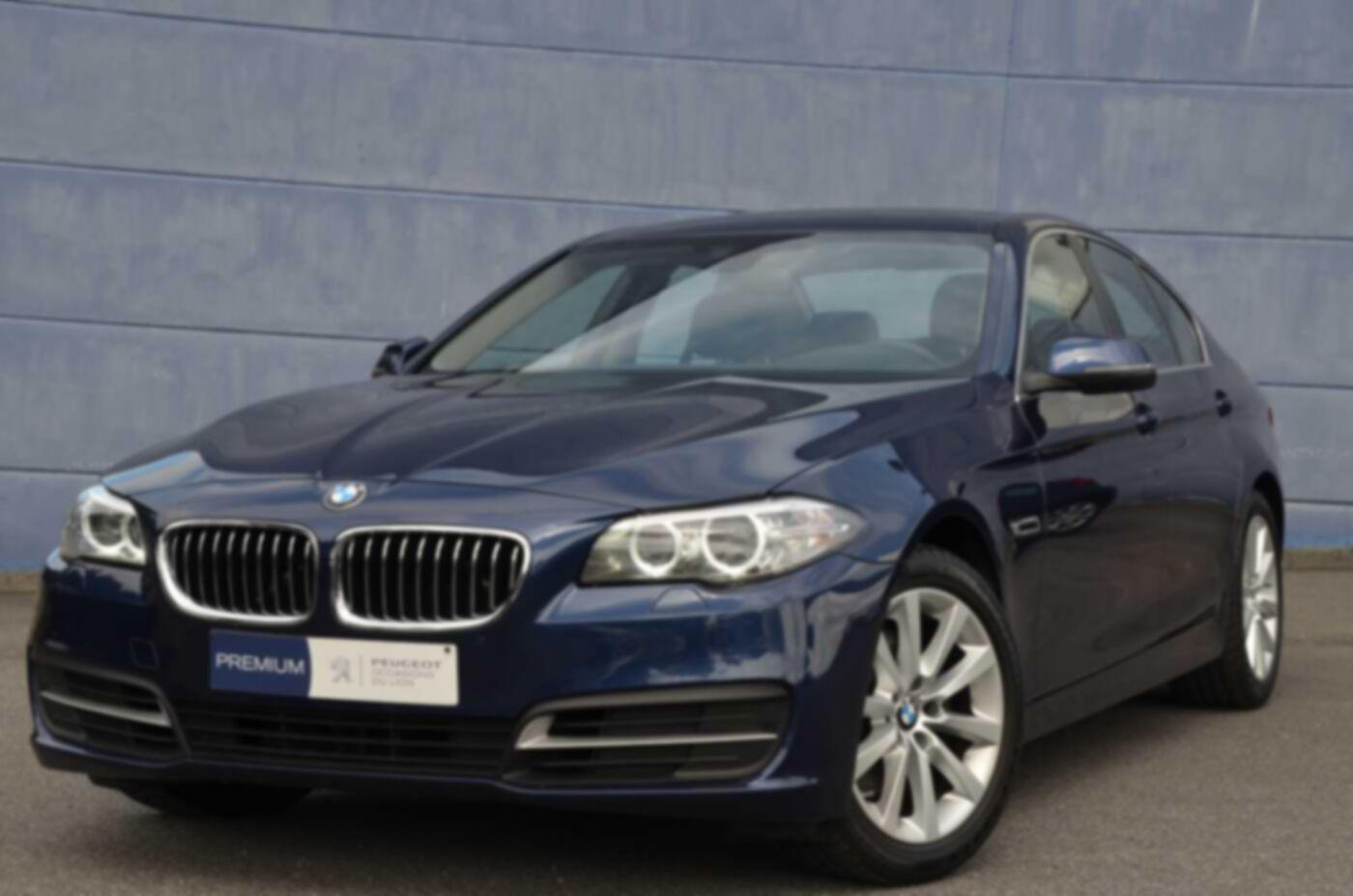 BMW 5 DIESEL - 2015 518 dA