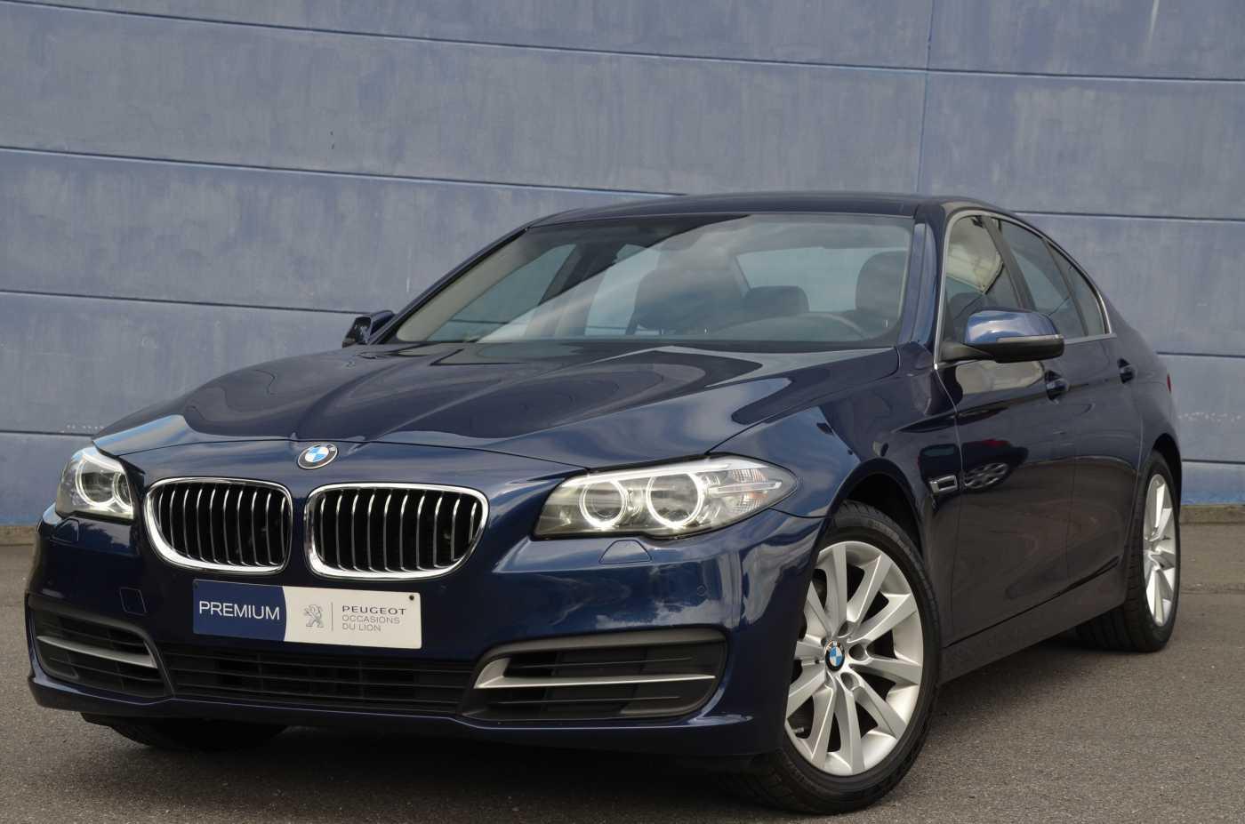 BMW 5 DIESEL - 2015 518 dA 1/12