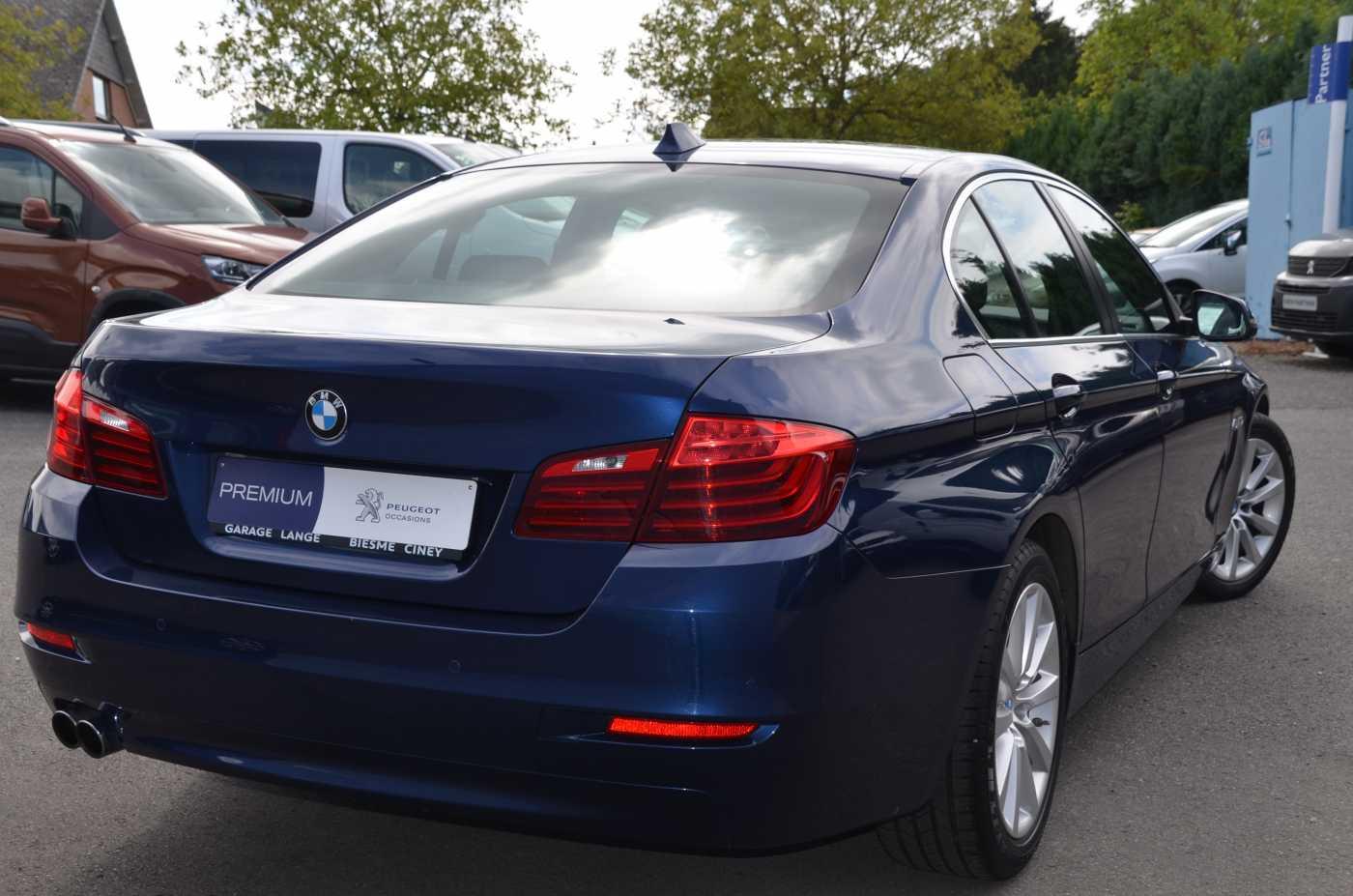 BMW 5 DIESEL - 2015 518 dA 3/12