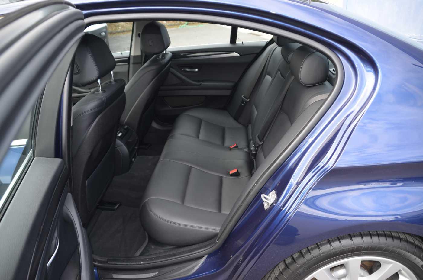 BMW 5 DIESEL - 2015 518 dA 7/12