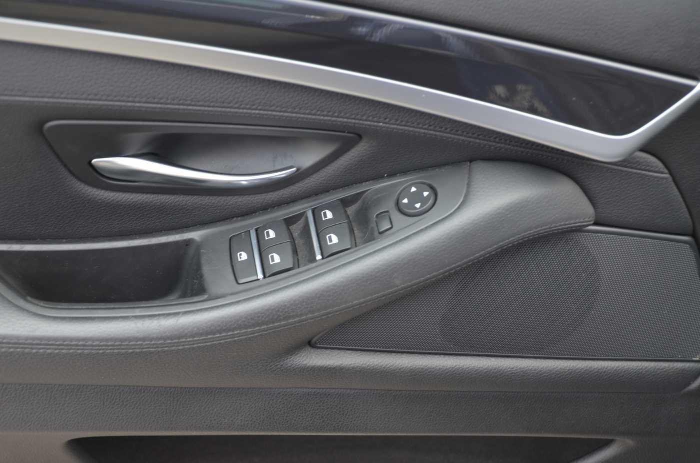 BMW 5 DIESEL - 2015 518 dA 8/12
