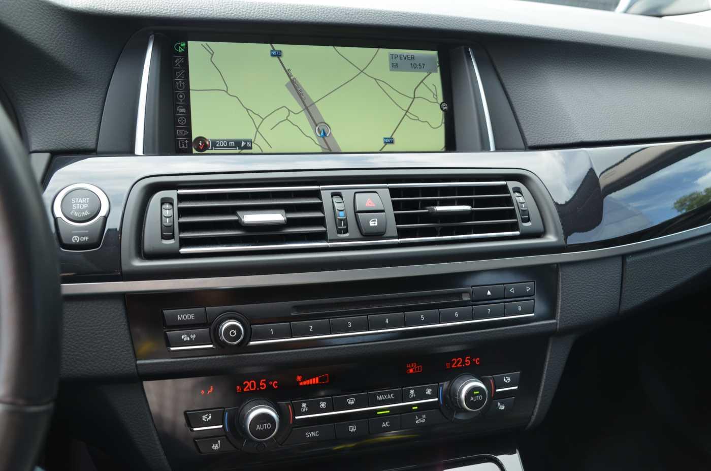 BMW 5 DIESEL - 2015 518 dA 12/12