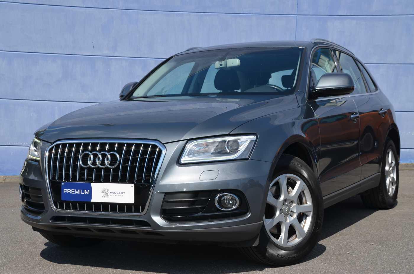 Audi Q5 2.0 TDi Design 1/12