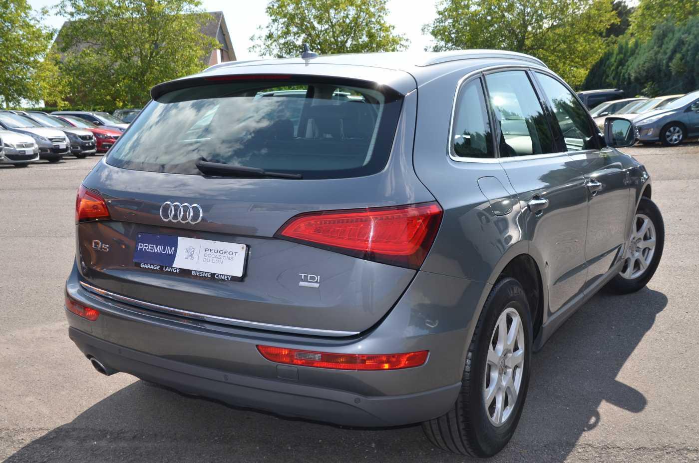 Audi Q5 2.0 TDi Design 3/12
